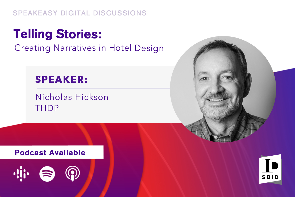 Telling Stories: Creating Narratives in Hotel Design with THDP