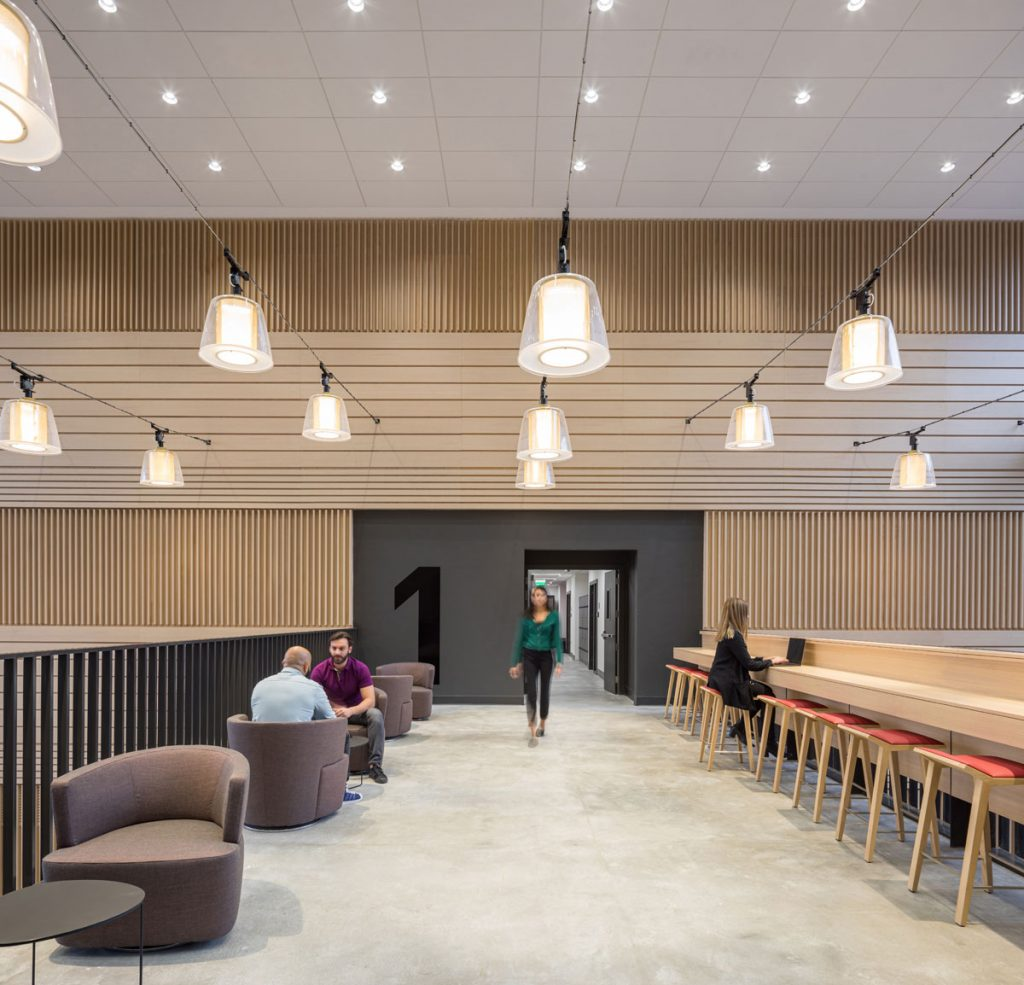 , University Campus Design Fosters Community and Wellness
