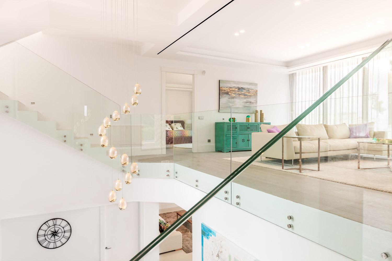 Spanish Villa Design Uniquely Utilises Space and Colour
