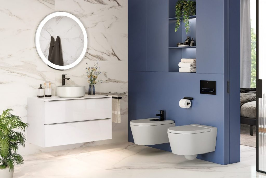 Bathroom manufacturers turn to touchless technology for maximum hygiene