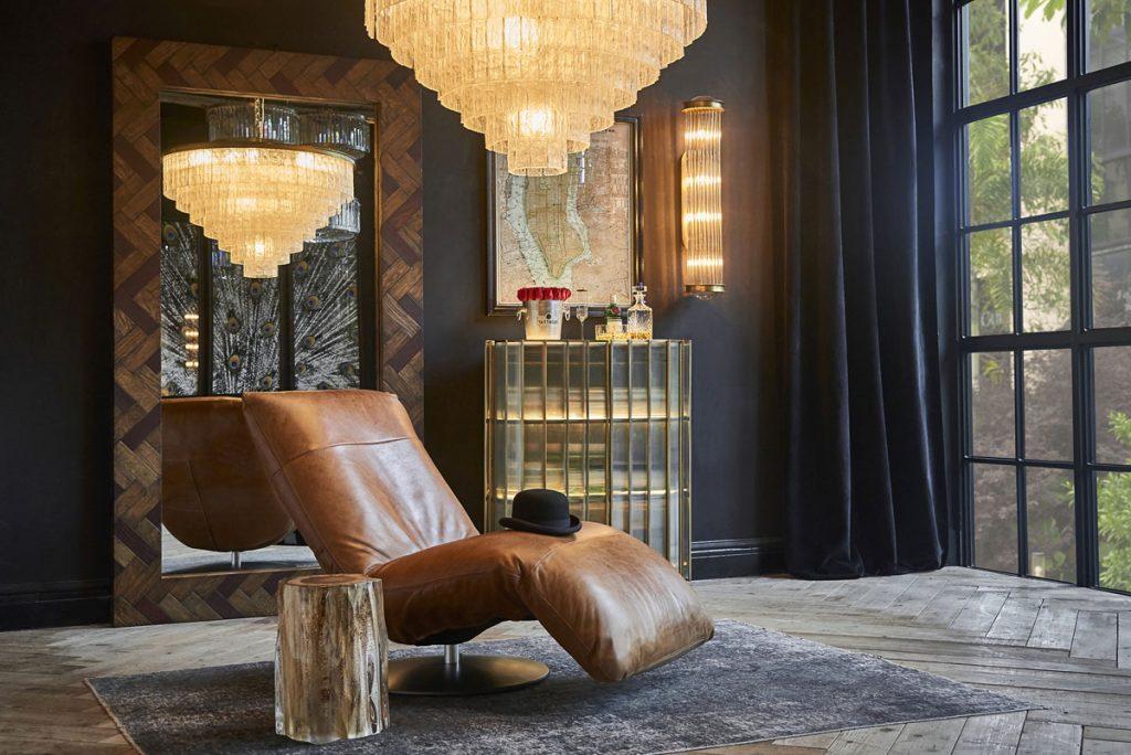 Unique furniture collection enriches environments through exquisite craftsmanship