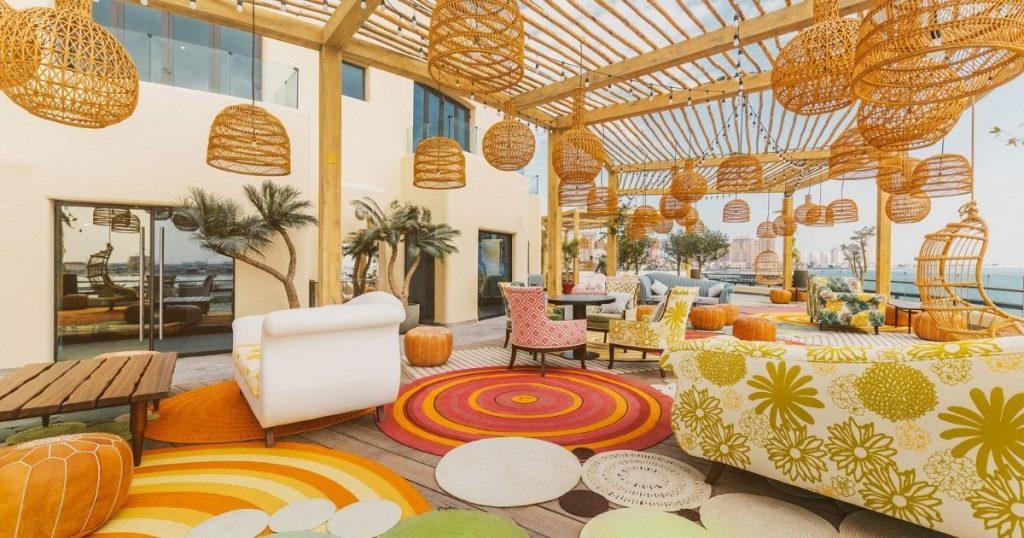 Bohemian Restaurant Design Becomes Dynamic Social Destination