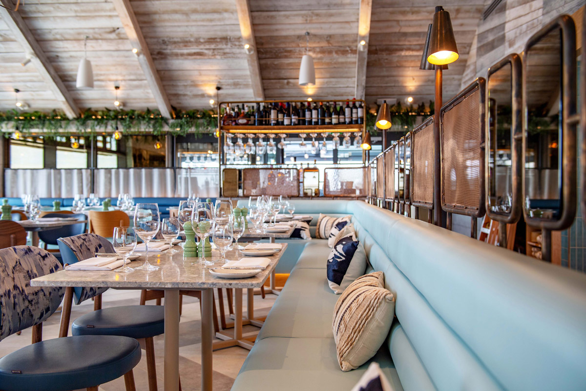 Mickeys Beach Bar Brings a Sense of Escapism to the Visitors