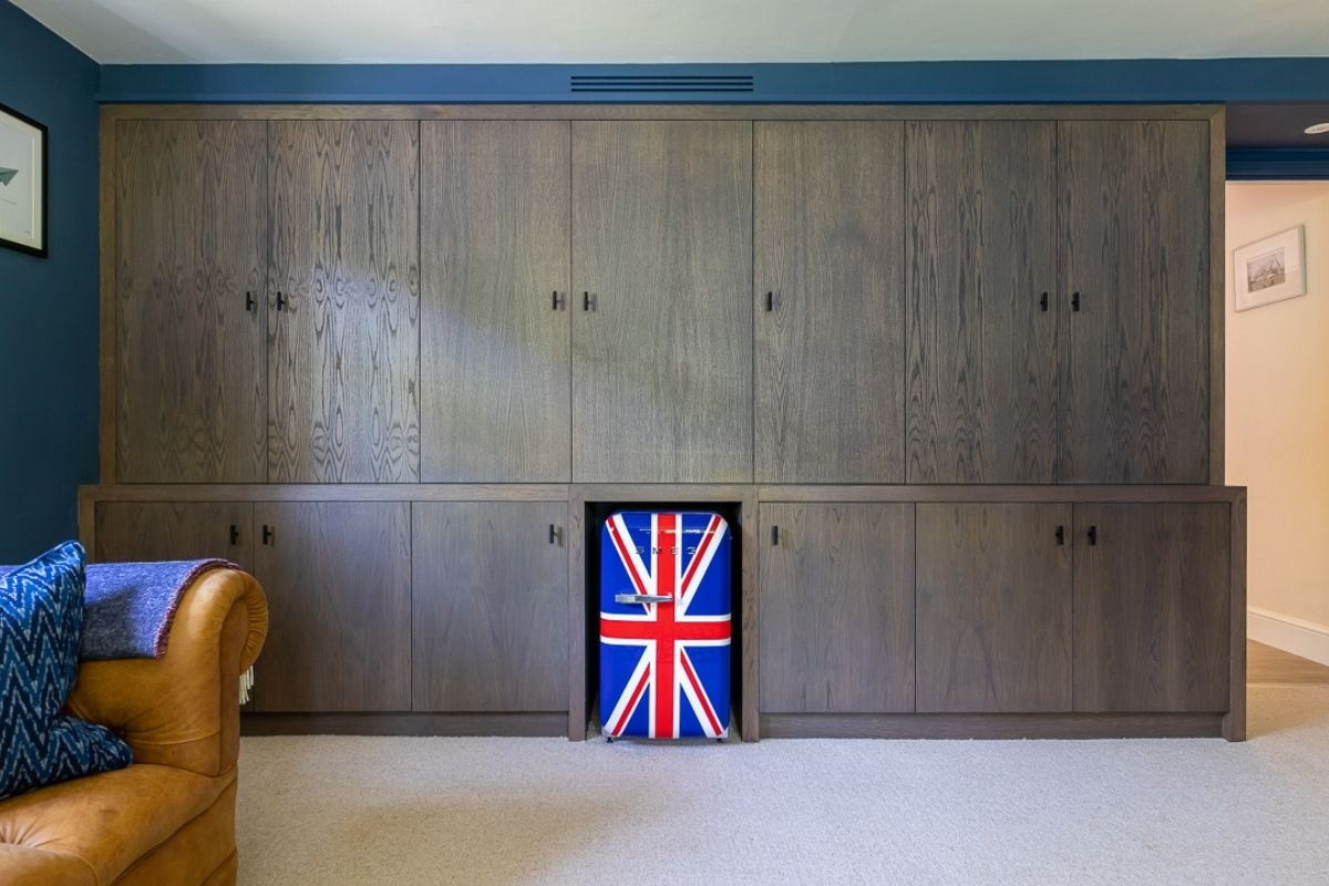 home office, Mark Taylor Designs Bespoke Home Offices