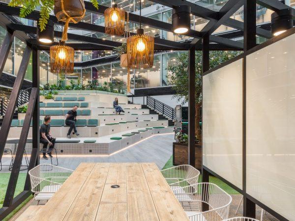 Public Indoor Space