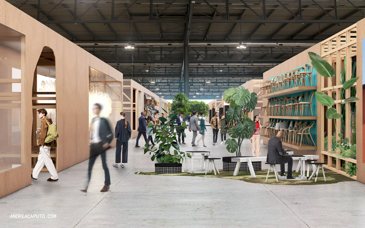 """design event """"supersalone"""" 2021, Design, Sharing and Sustainability Are the Key Words for What Awaits Us at """"supersalone"""""""