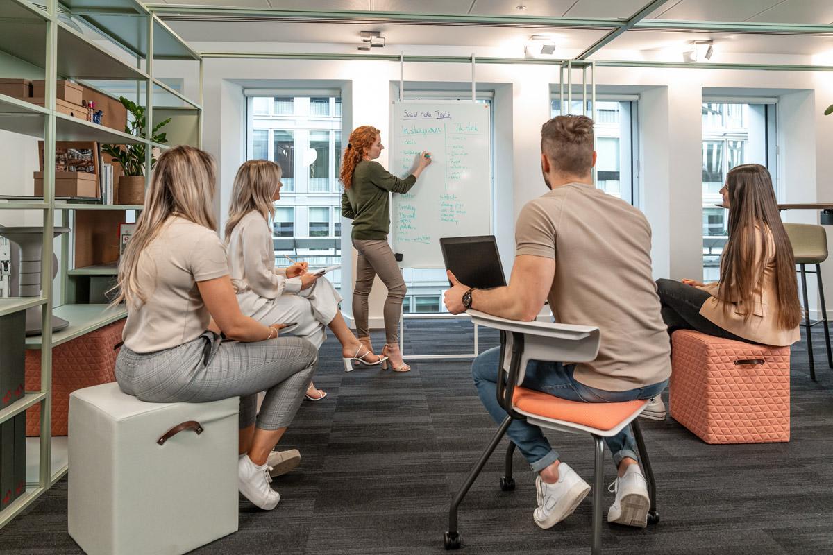 neurodiversity workplace design, Designing For a Neurodiverse Workplace with KI