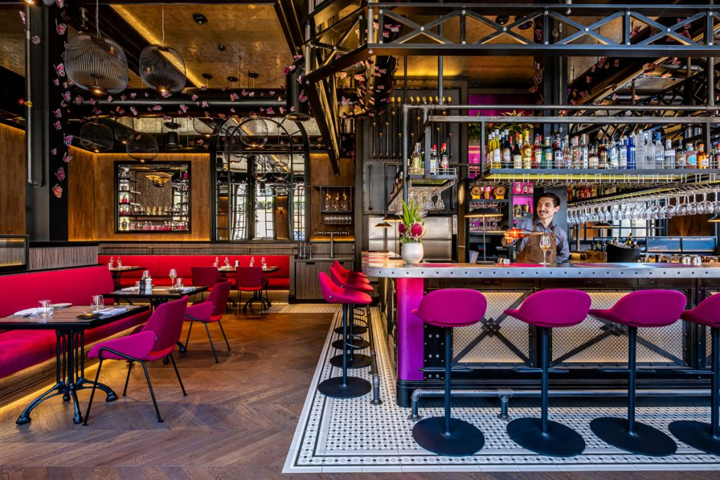 An 1880s Victorian Eatery Gets a Second Life After a Modern Renovation